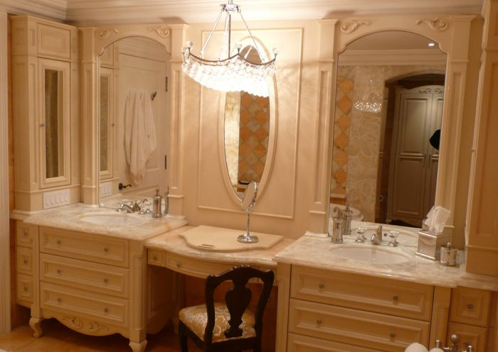 Bathroom Renovation Double Vanity's8