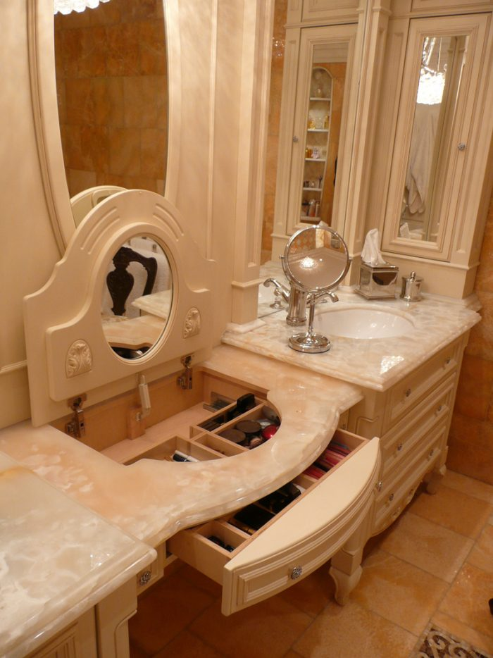 Bathroom Renovation Double Vanity's7