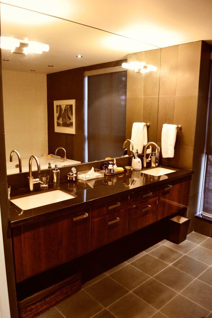 Bathroom Renovation Double Vanity's1